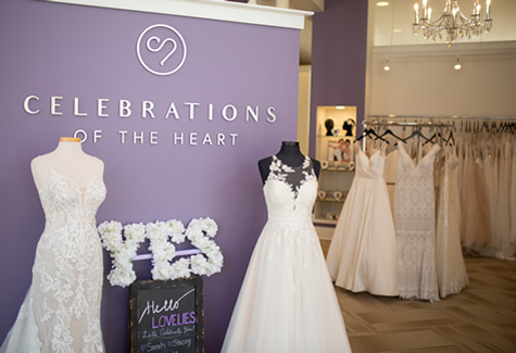 celebrations of the heart bridal, kansas